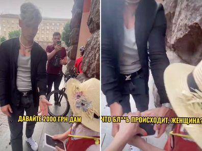 Little girl reduced to tears over TikTok star's cruel prank