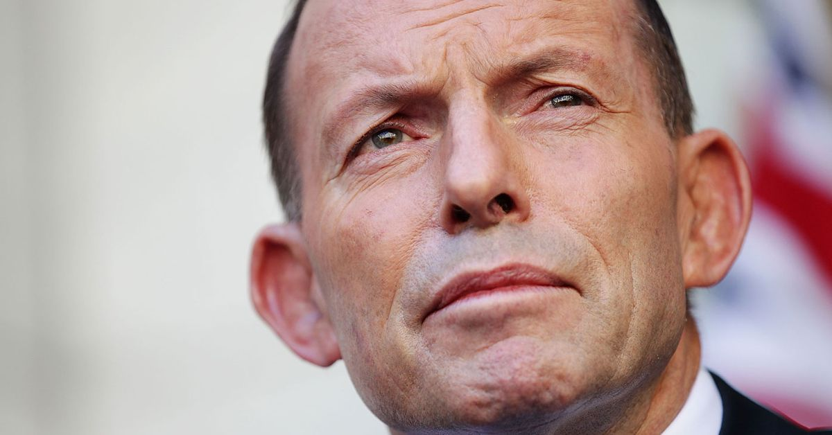 Former PM Tony Abbott says Australia would never sign free trade deal with China now