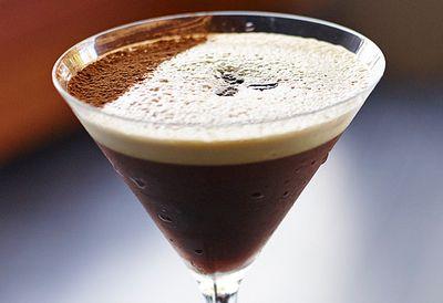 The Manfredi espresso martini