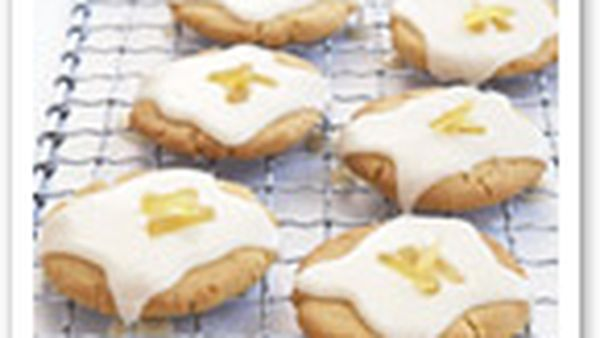 Ginger and butterscotch biscuits