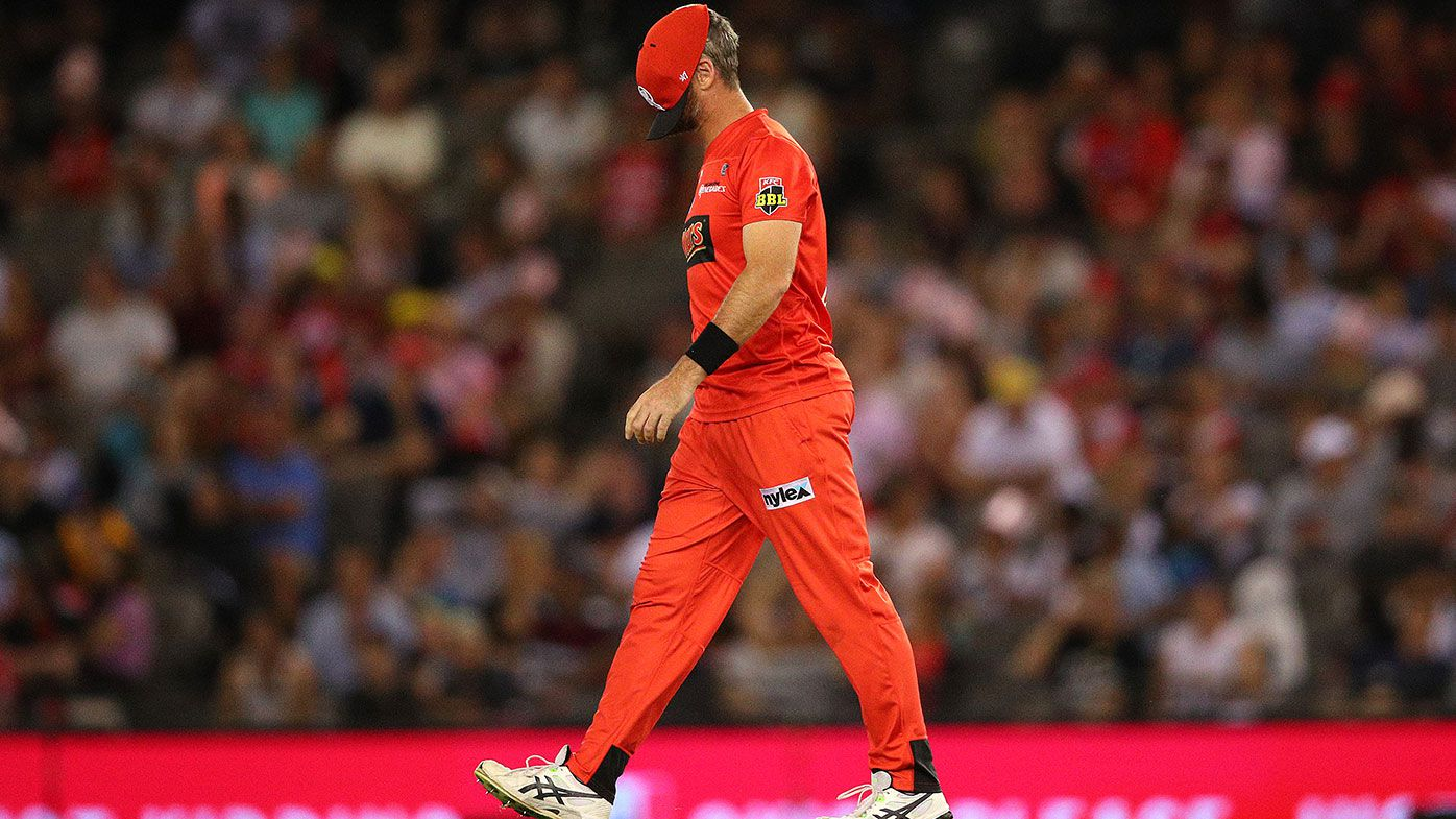 Melbourne Renegades' BBL title defence all but over