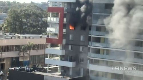 Findings due for student who jumped to death in Sydney fire