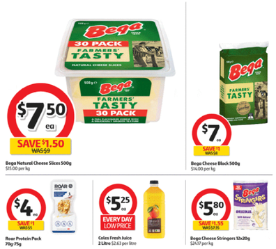 Coles specials this week