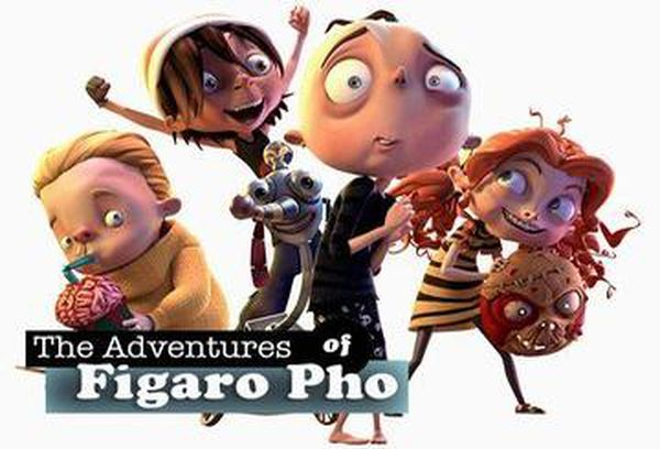 The Adventures of Figaro Pho