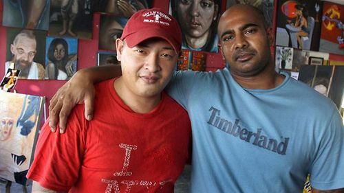 PM pleads for mercy for Bali Nine members as he consoles their families