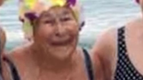 Sally Holland, 91, was killed by dogs while at a NSW South Coast beach.