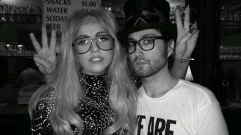 Lady Gaga,Sean Lennon