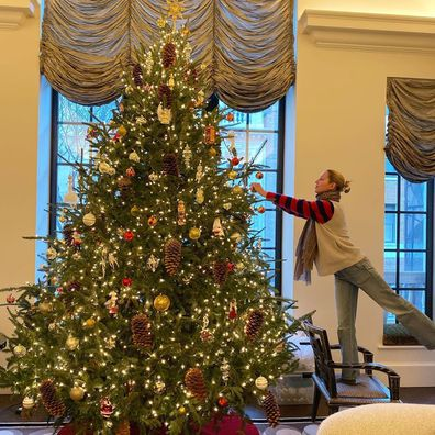 Princess Marie-Chantal of Greece opens her New York home for Christmas