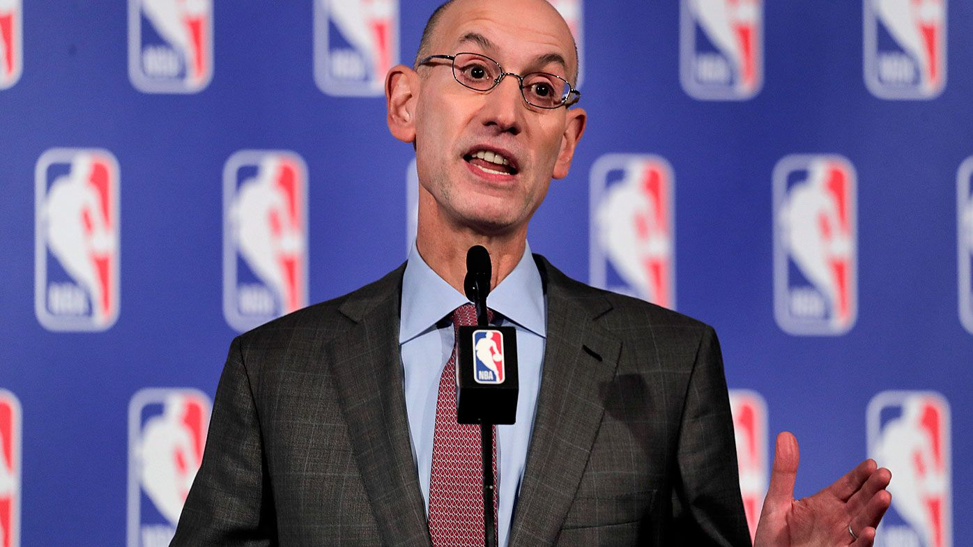 Why NBA boss Adam Silver is 'jealous' of Australia's NBL
