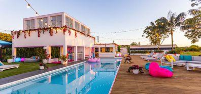 Love Island Australia 2021 Season 3 Villa