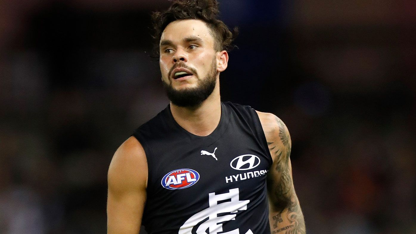 Carlton recruit Zac Williams charged by MRO for high hit