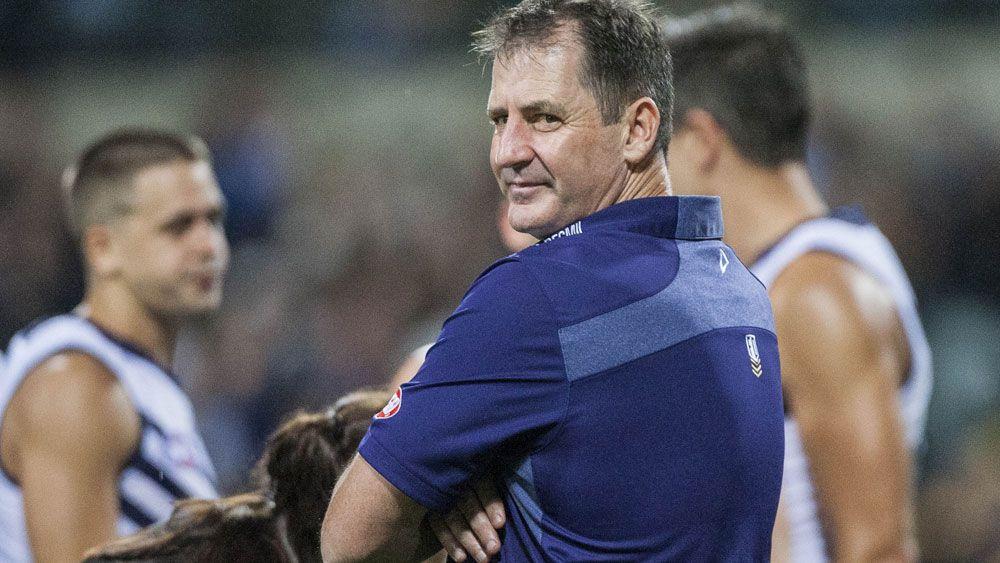 Dockers coach Ross Lyon. (Getty-file)