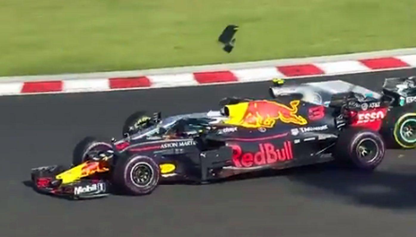 Great Daniel Ricciardo drive bags fourth in Hungarian Grand Prix