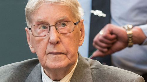 Ex-SS guard convicted for complicity in Auschwitz murders