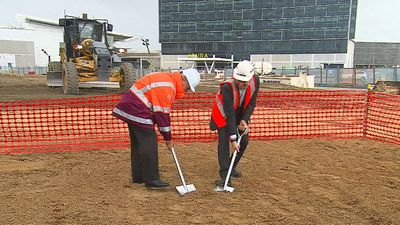 Multi-million-dollar airport expansion begins