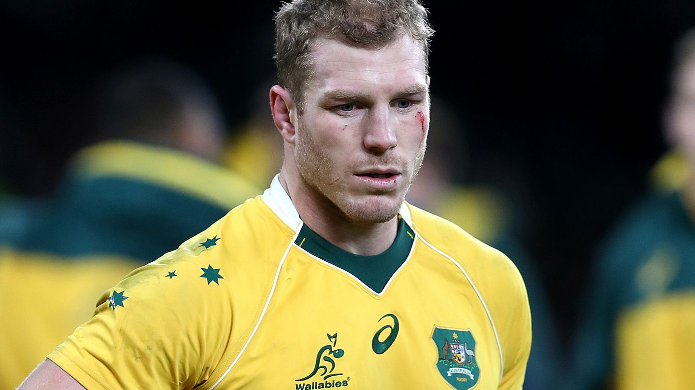 Big blow for Wallabies as Pocock ruled out