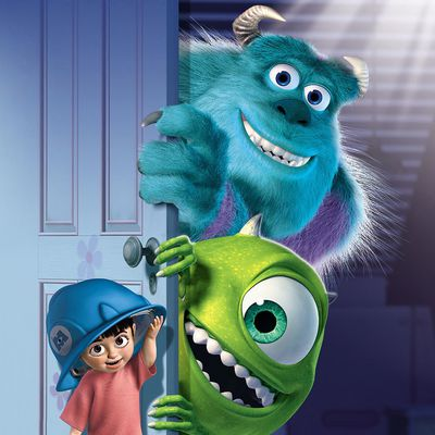 12. Monsters, Inc.