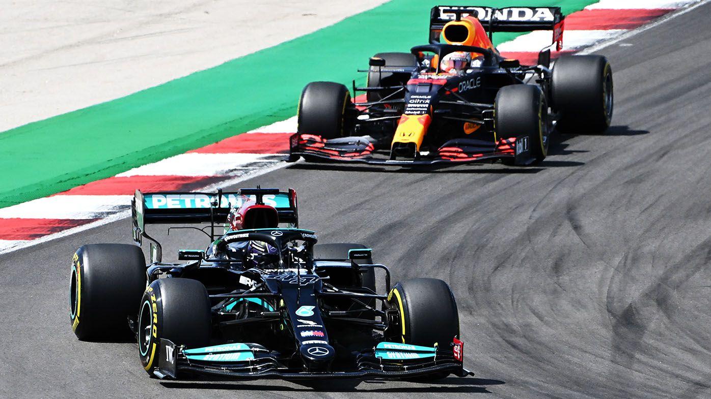 Lewis Hamilton wins F1 Portuguese Grand Prix, Daniel Ricciardo ninth for McLaren