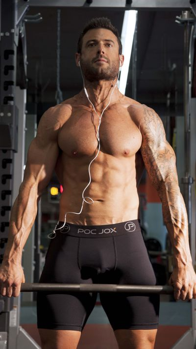 "<p><a href=""https://www.pocjox.com/"" target=""_blank"">PocJox</a> was founded by fitness professional Matt Chapman who was looking for somewhere to stash his gym pass and iPod while working on being ridiculously good looking.</p> <p>The range won't help with his BMI but it will help him stash his small items in the handy sweat-resistant pocket. Compression fabrics complete the fitness package (ahem).</p>"