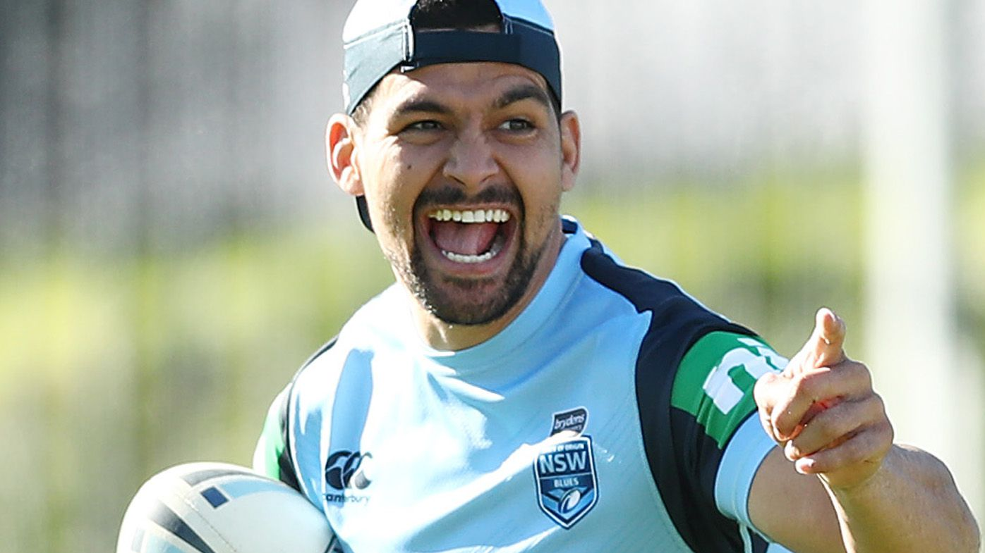 NSW Blues' Cody Walker responds to Phil Gould criticism, sees silver lining in new Origin role