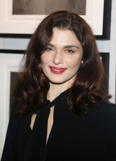 <p>Rachel Weisz, 47</p> <p>If you're worried about features that are not perfectly symmetrical take your part just a centimetre or two off the centre of your crown.&nbsp;</p>