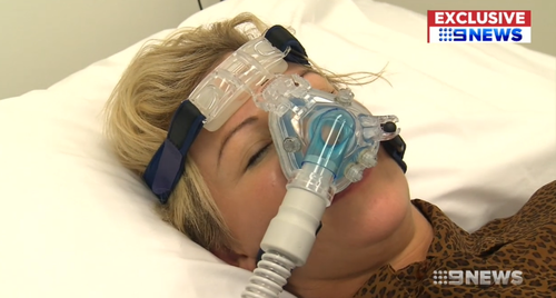 Not everyone is able to use the CPAP mask.