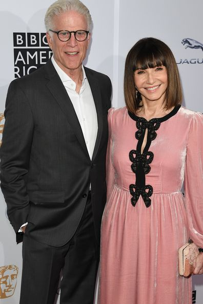 Ted Danson and Mary Steenburgen have been married for 25 years