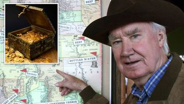 190424 Forrest Fenn hidden treasure Rocky Mountains USA news