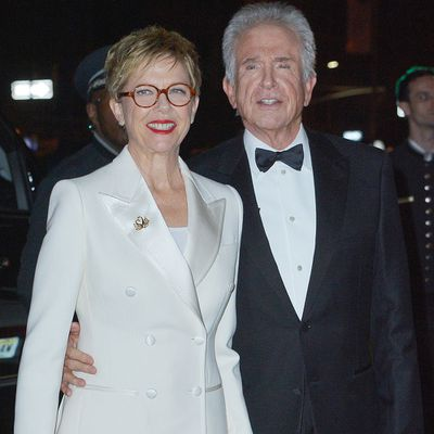 Annette Bening, 58, and Warren Beatty, 79: Married 24 years