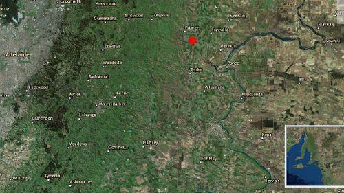 Earthquake rocks Adelaide Hills