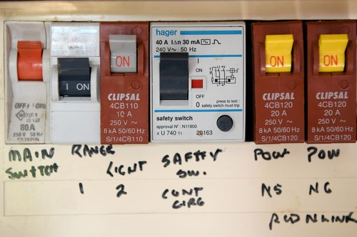 People could take photos of their power meters under the changes. (AAP)