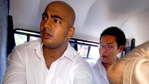 Sukumaran and Chan have appealed Joko Widodo's decision to deny them clemeny. (AAP)