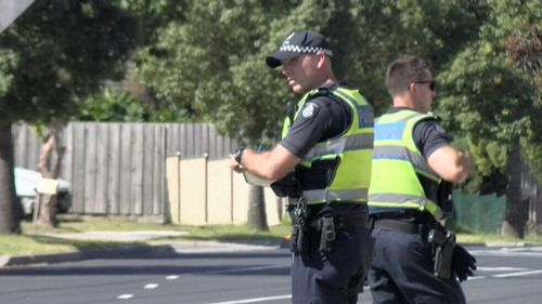 Police have not made any arrests. (9NEWS)