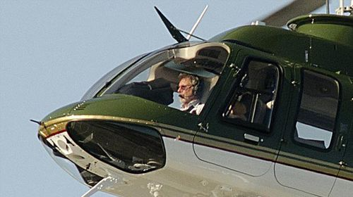 Ford, an experienced pilot, is said to own eight planes and a helicopter and had been involved in a helicopter crash in 1999. (Supplied)