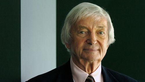 Richie Benaud has died aged 84. (AAP)
