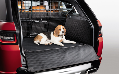 The Pet Pack range has a quilted load bay liner to keep fur off the interiors.
