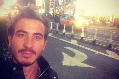 Ryan has just left for a three-month stint in Manchester to shoot BBC seven-part TV series <i>Banished</i>, about a group of convicts in 18th century Australia.<br/><br/>Image: Ryan Corr / Instagram
