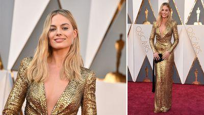 <p>Margot Robbie. (AP)</p>