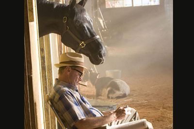 The true story of Ruffian, a thoroughbred filly that dominated horseracing in the early 1970s, who remained undefeated until her death after breaking down during a televised race in 1975. The film stars Sam Shepard as Ruffian's trainer, Frank Whiteley.