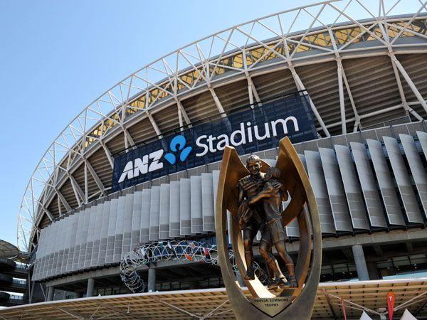 Sydney Olympic Park. (AAP)