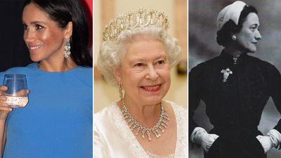 The controversial jewels owned by the British royal family