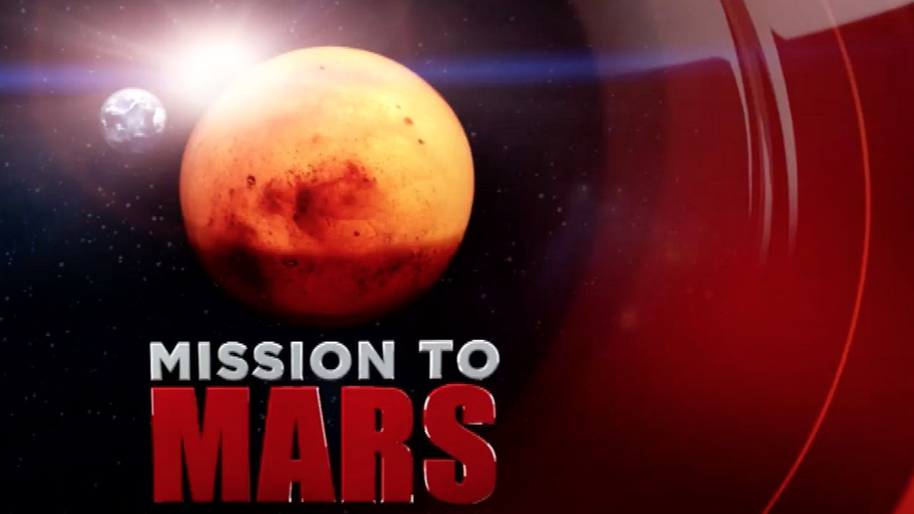Mission to Mars: 60 Minutes 2015, Short Video
