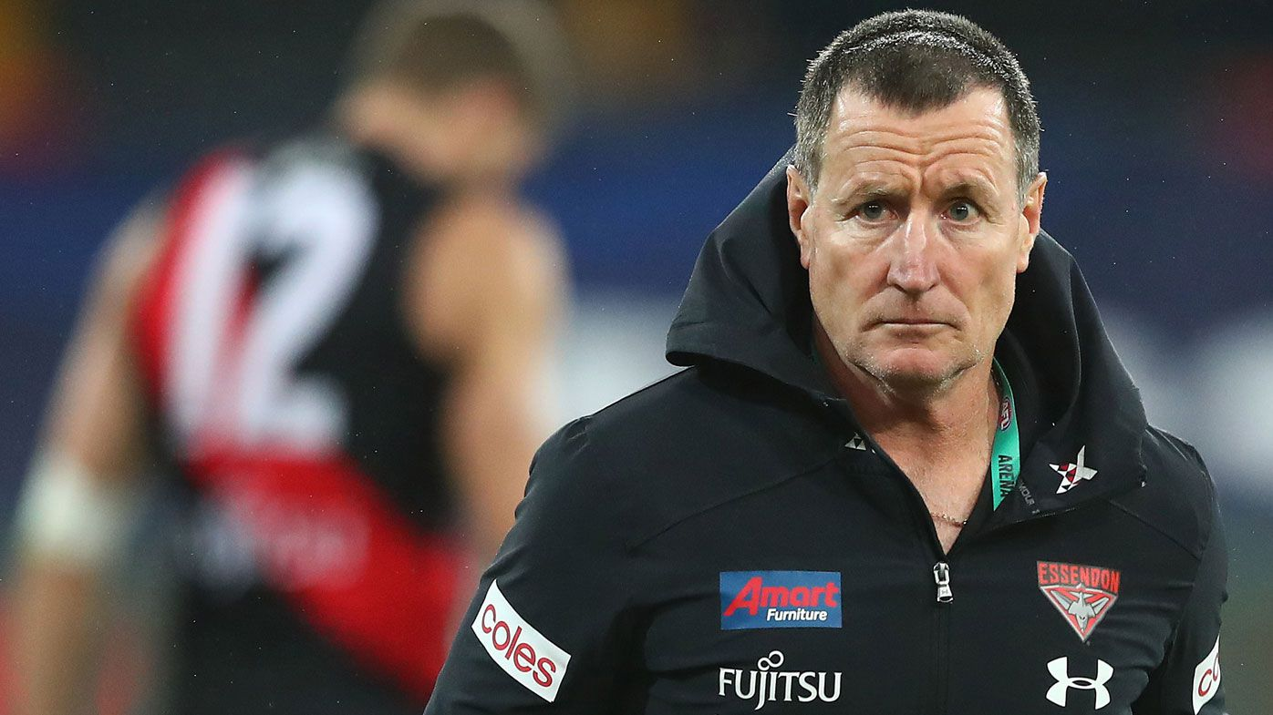 Shane McInnes: Essendon still nowhere as Worsfold's fruitless tenure ends badly