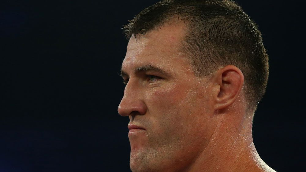Gallen eyes super fight with Sonny Bill