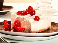 Baileys fresh cheesecake