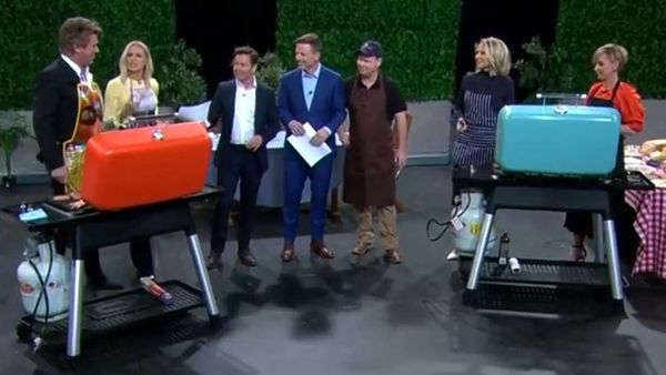 Today show barbecue Father's Day cook-off