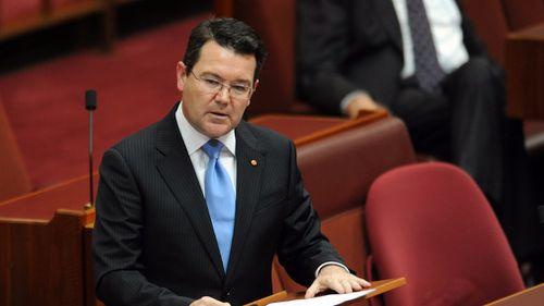 PM hoses down Liberal senator's gay marriage bill