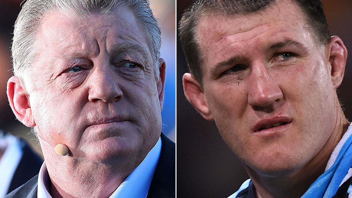 EXCLUSIVE: Phil Gould and Paul Gallen settle their score over Origin 'selfishness'