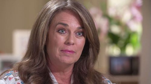 "Logan's desperate mum Britta tells 60 Minutes her son is ""withdrawn, angry, depressed, anxious"", and completely different to the outgoing, adventurous boy he used to be."