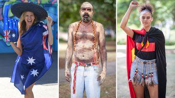 Australia Day Celebrations Invasion Day